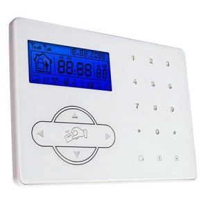 Alarma sin mantenimiento con control desde smartphone