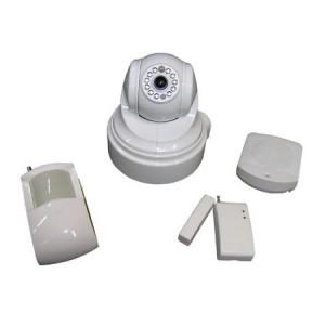 ALARM28 Kit alarma en cámara IP motorizada