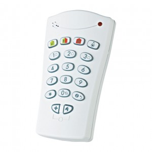 DSC-58 Teclado portátil para alarma de grado 2