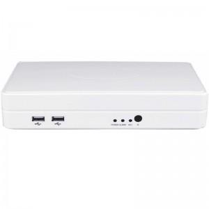 NVR 4 cámaras IP 1080P Onvif 2.4 sin HDD Small Housing