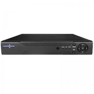 NVR 4 cámaras IP H265 4-5 MPX sin disco duro