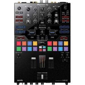 Pioneer DJM-S9 Mezclas de dos canales para Serato DJ