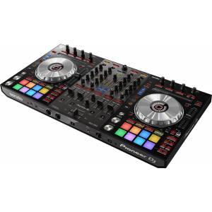 Pioneer DDJ-SX3 Controlador DJ de 4 canales para Serato DJ Pro