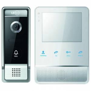 Vídeo intercomunicador de 2 hilos para uso en exterior