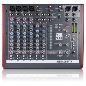 Allen & Heath ZED-10 Mezclador