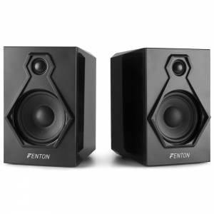 Fenton RP160B Giradiscos y receptor Bluetooth B/N