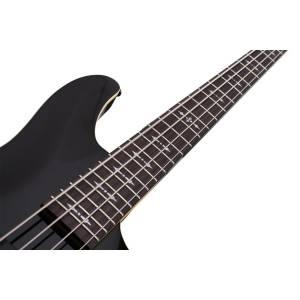 Schecter Omen Bass-4 Gloss Black BLK