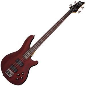 Schecter Omen Bass-4 Walnut Satin WSN