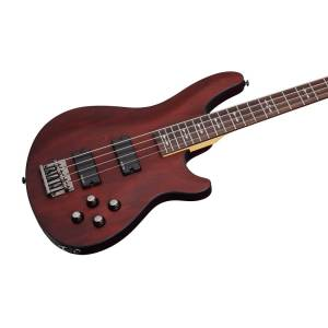 Schecter Omen Bass-4 Walnut Satin WSN