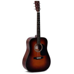 Guitarra Acústica Sigma DM-1ST-SB+