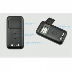 Localizador GPS personal nano sim 30 días de autonomía