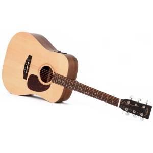 Guitarra Acústica electrificada Sigma DME+