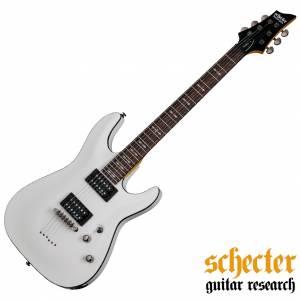 Schecter Omen-6 2012 Vintage White VWHT