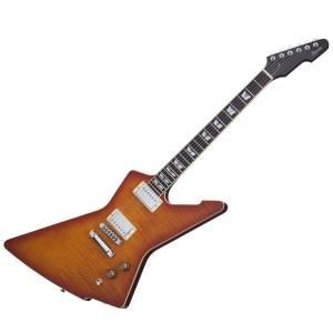 Guitarra eléctrica Schecter E-1 STANDARD HSB