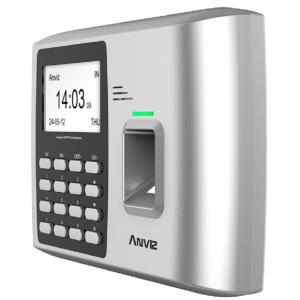 Sistema biométrico de control de presencia