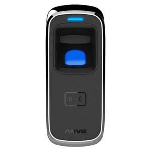 Control de acceso biométrico para exterior
