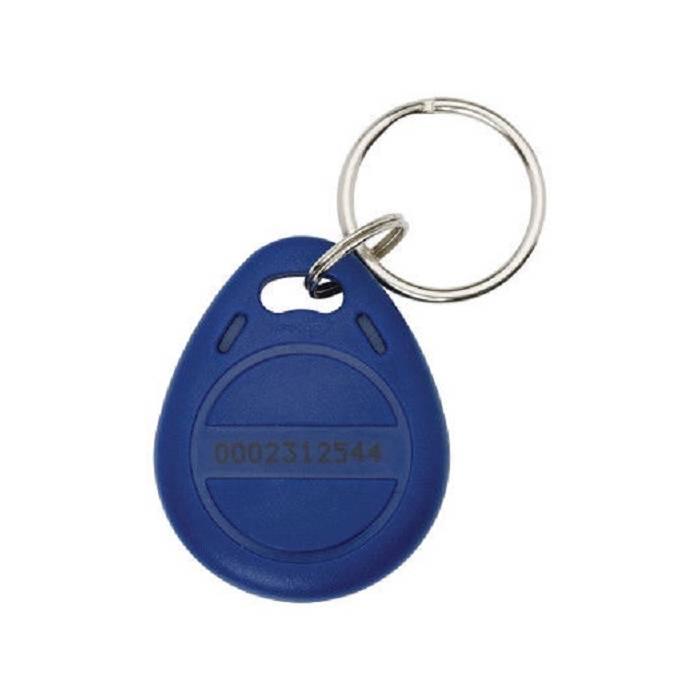 10 llaveros RFID