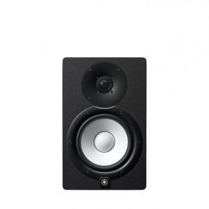 Monitor de estudio Yamaha HS7 negro