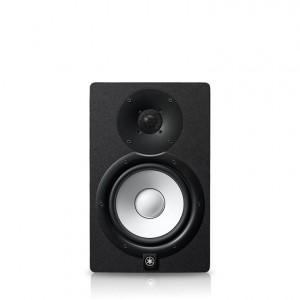 Monitor Yamaha HS7I para estudio de grabación negro
