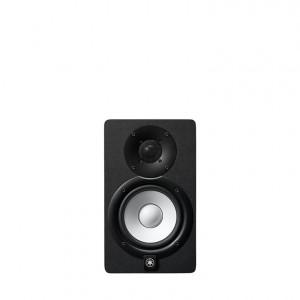 Pequeño monitor para estudio de grabación Yamaha HS5 negro
