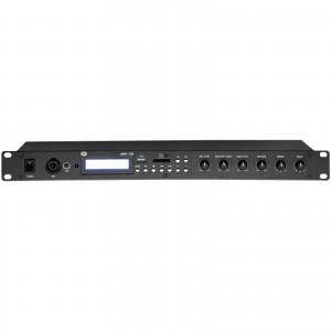 Amplificador estéreo con reproducto MP3