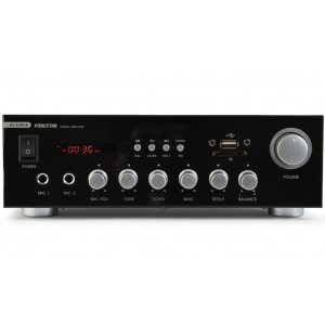 AS-30RUB Amplificador Estéreo BT/USB/SD/FM
