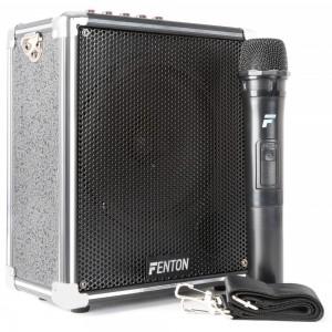 Altavoz con amplificador y mecas de ecualización