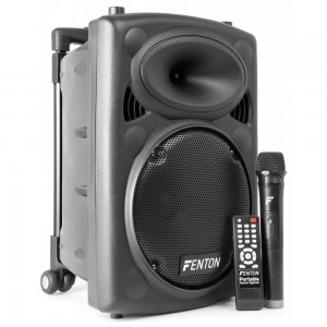 Altavoz amplificado con reproductor MP3/USB/SD
