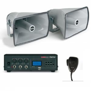 Equipo de sonido portátil para vehículos