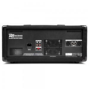 Mezclador amplificado de 8 canales