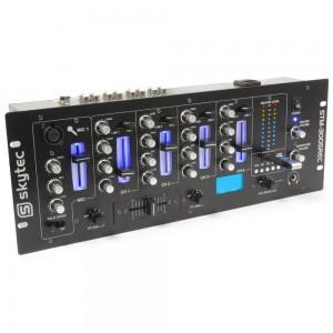 Mezclador con EQ grabador en MP3