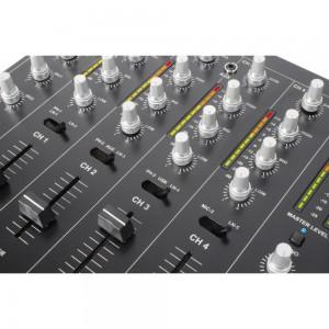 Mesa de mezclas para DJ barata
