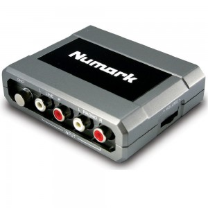 Tarjeta de audio externa Numark Pro
