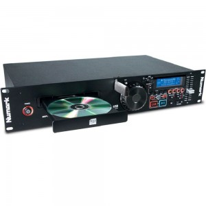 Reproductor de CD y MP3 para rack