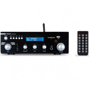 AS-25RUB Amplificador estéreo BT/USB/SD/FM