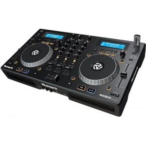 Controladora con CD Numark MixDeck Express