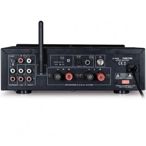 AS-25RUB Amplificador estéreo BT/USB/SD/FM