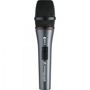 Micrófono dinámico vocal sennheiser