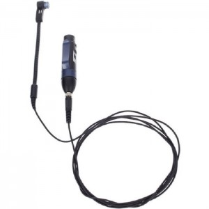 Micrófono condensador cardiode metal y viento