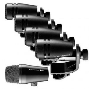 Kit de micrófonos para instrumentos musicales Sennheiser
