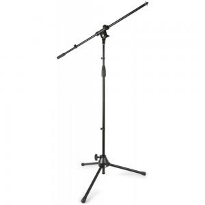 trípode para micrófono con pértiga