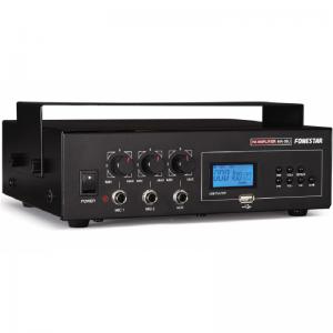 Amplificador de megafonía con USB