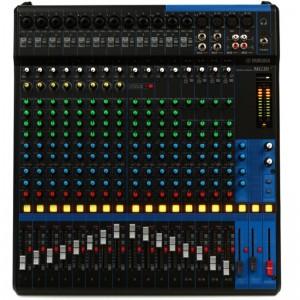 Mesa de mezclas para directos Yamaha