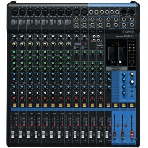 Mesa de mezclas de 16 canales Yamaha