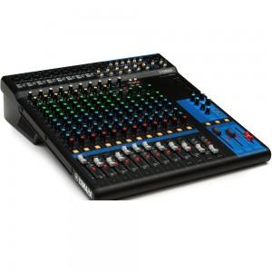 Mesa Yamaha para directo 16 canales