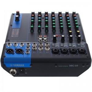 Yamaha de 10 canales para directo y estudio