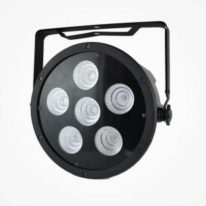 Proyector tipo PAR de 180 W LED COB RGB