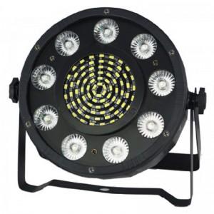 Foco de gran potencia LED con DMX