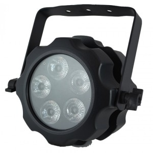 Proyector para exterior tipo PAR de 75 W LED RGB