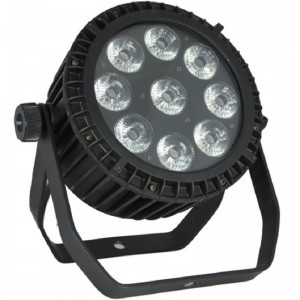 Proyector tipo PAR estrecho de 135W LED RGB